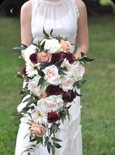 ¿Quién me muestra una foto de inspiración de su bouquet? 17