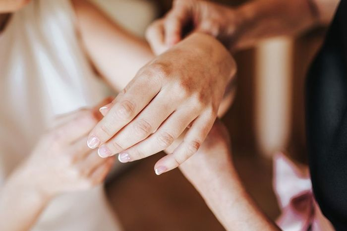 Que NO tienes que hacer con tus uñas antes del matrimonio 💅 1