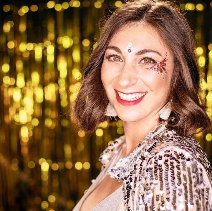 Beauty Corner: ¿glitter o hena? - 1