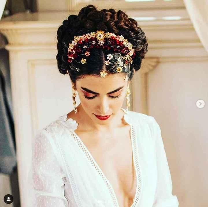 Peinado a lo Frida Kalho: ¿Te lo harías? - 1