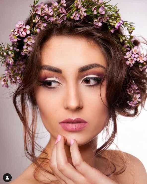 Labiales rosa, una opción para novias que buscan sorprender 💄 - 2