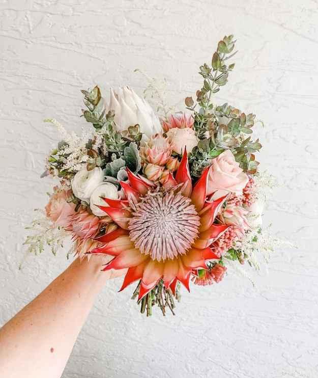 Un bouquet muy original 🌸 ¡Echale un vistazo! - 1