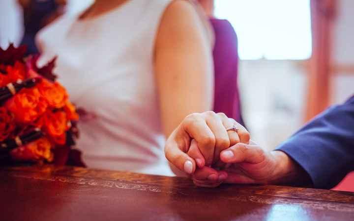 Por enésima vez tienes que cambiar la fecha de boda 😅 - 1