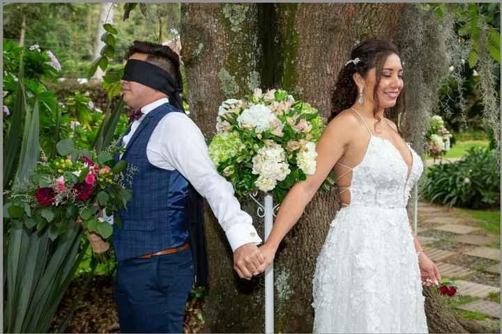 ¿Ver o no ver sus looks antes de la ceremonia? - 1