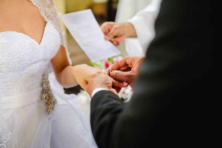 ¿En qué mano va el anillo de matrimonio? 💍 - 1