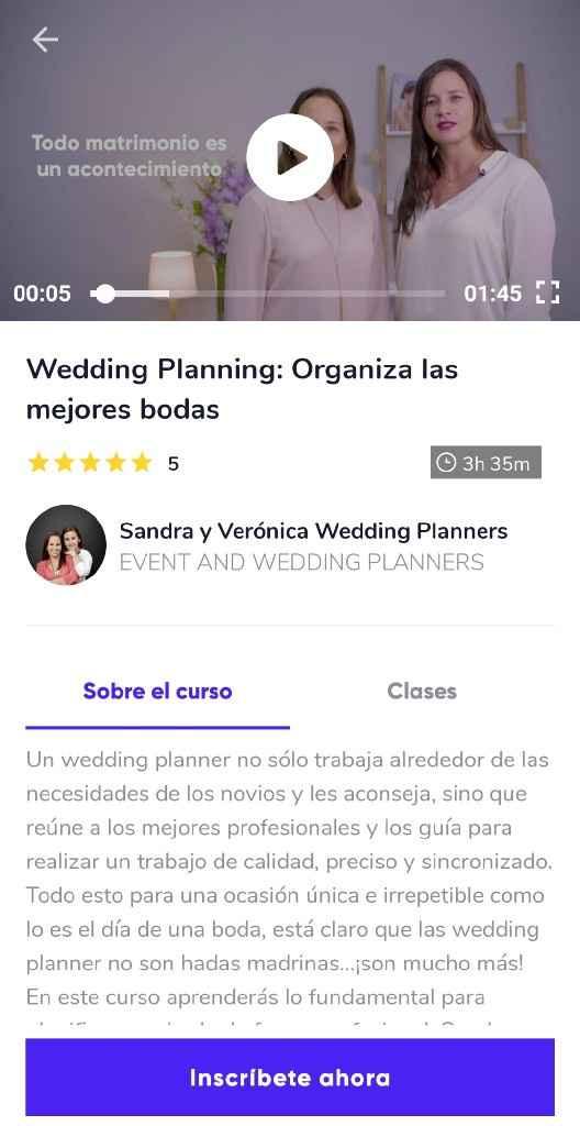 Wedding planning - 1