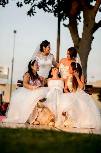 ¿Qué harás con tu vestido después de casarte? - 1