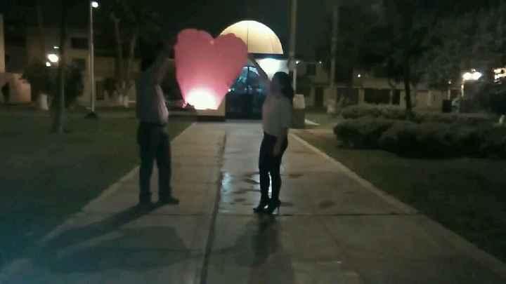 Soltemos los globos de cantoya!!! - 1