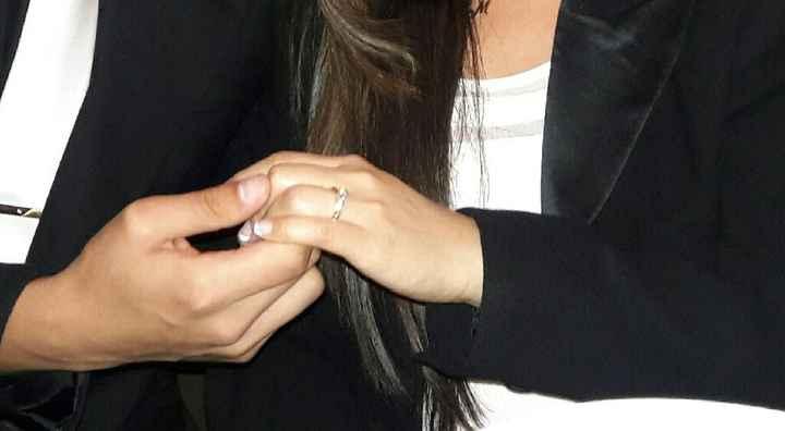 Presenta tu anillo de compromiso! - 1
