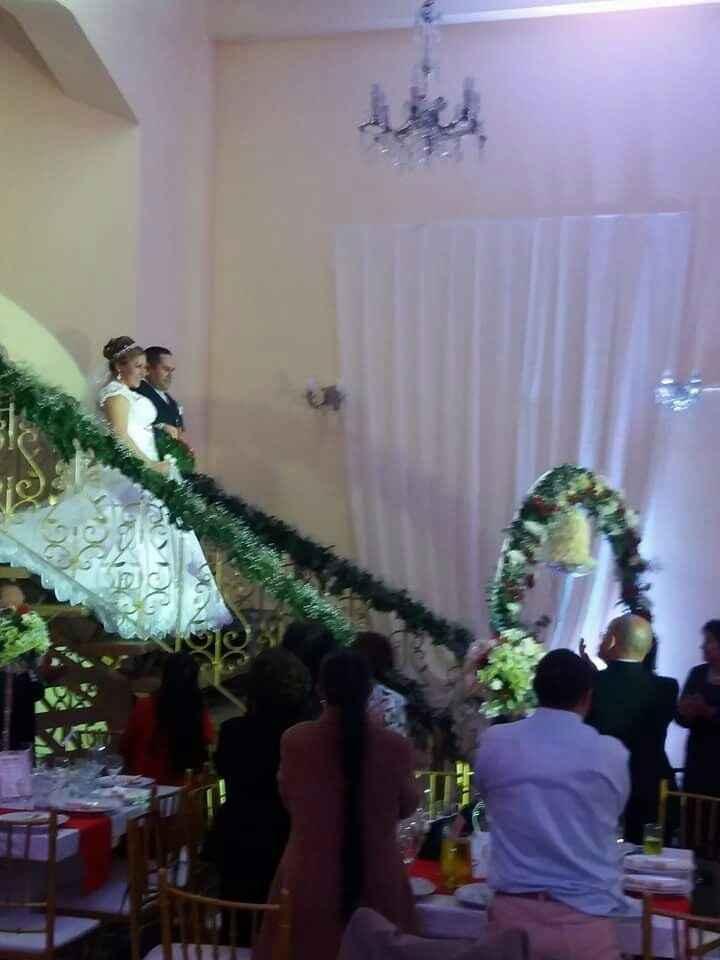 Casada con la bendición de dios... feliz!!!! - 2