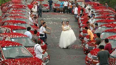bodas raras