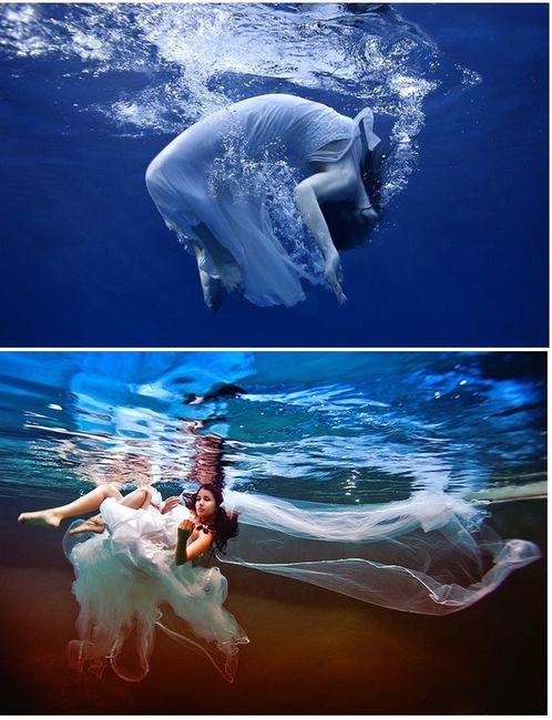 Fotos bajo el agua se animan for Imagenes de hoteles bajo el agua