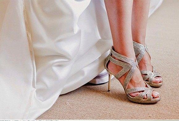 muchas ideas para zapatos de novia - mayo 2015