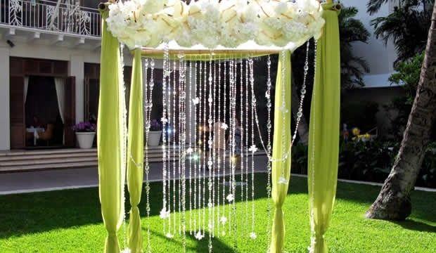Ideas para una boda con cristales - Cristales para mesa ...