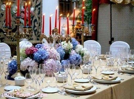 Ideas de boda con hortensias - Decoracion con hortensias ...