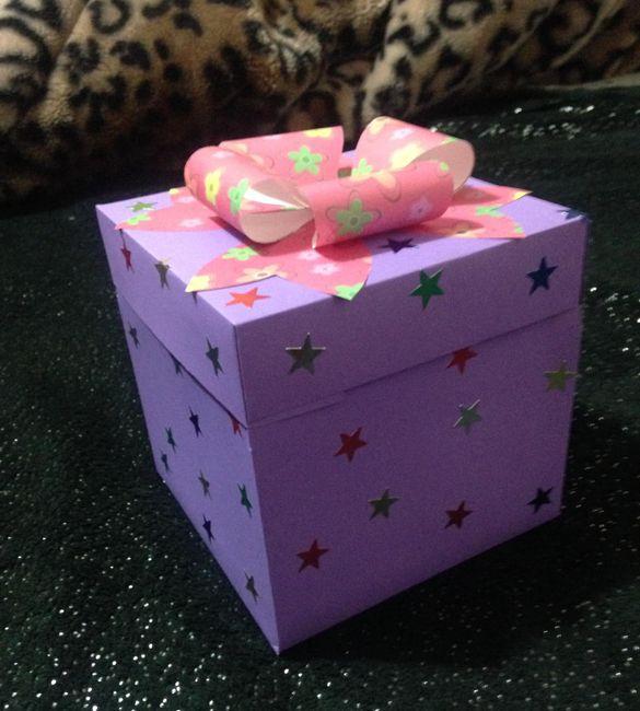 ¿Cuál es el regalo más bonito que te ha dado? - 1