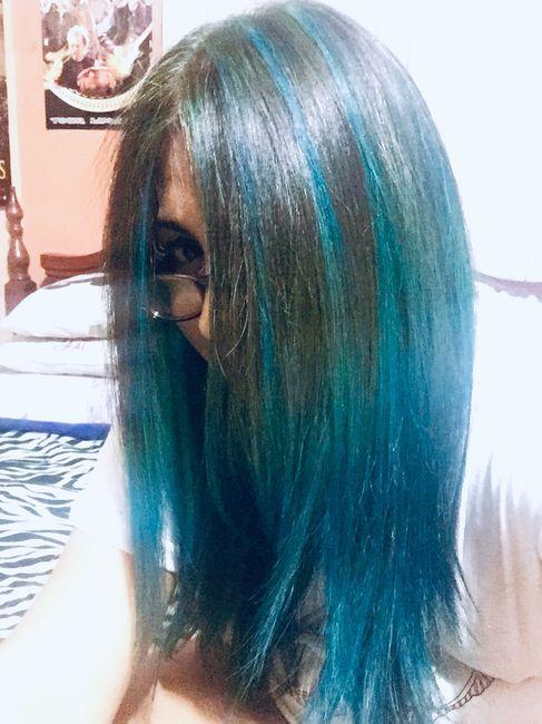 Algo nuevo, algo prestado, algo viejo y algo azul ? - 1