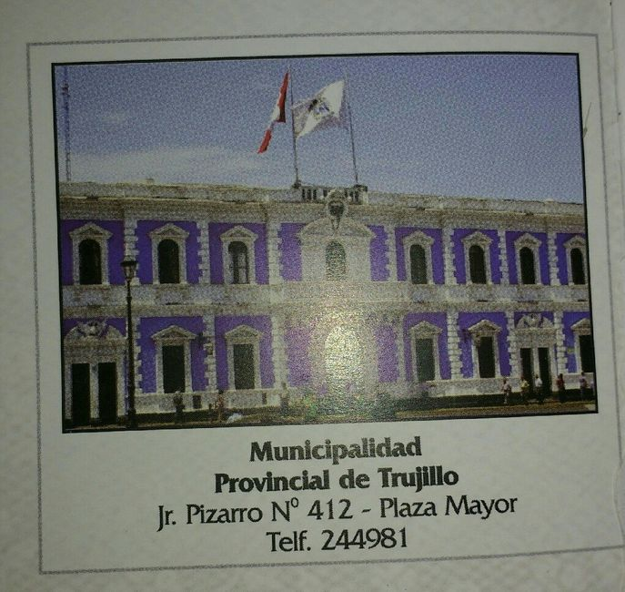 Iglesias, capillas y municipales trujillo - 3