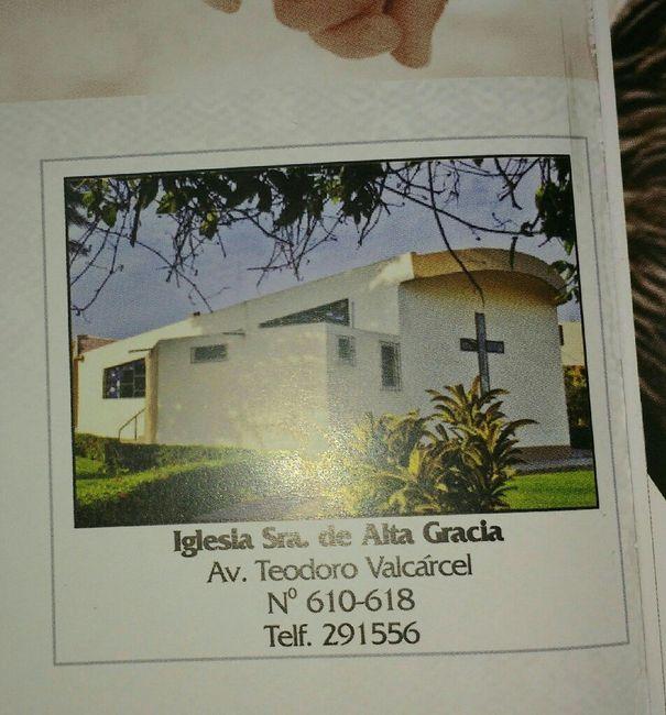 Iglesias, capillas y municipales trujillo - 9