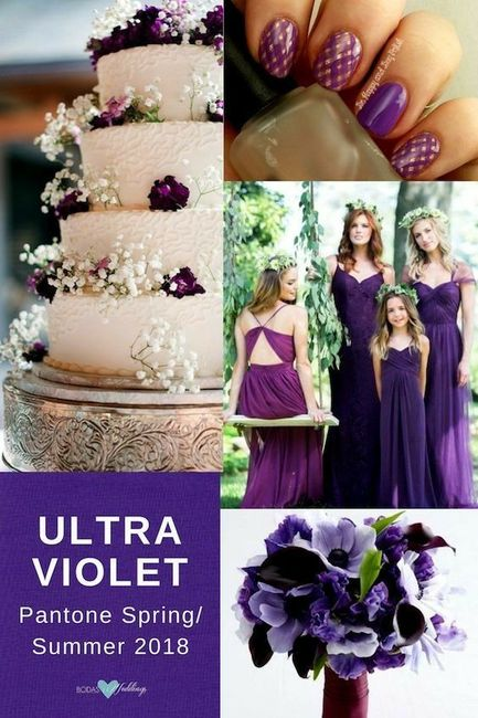 Ultra Violet: color 2018 3