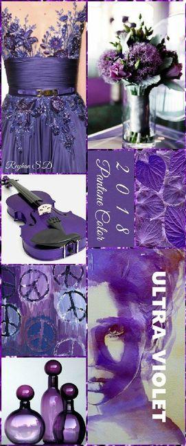 Ultra Violet: color 2018 9