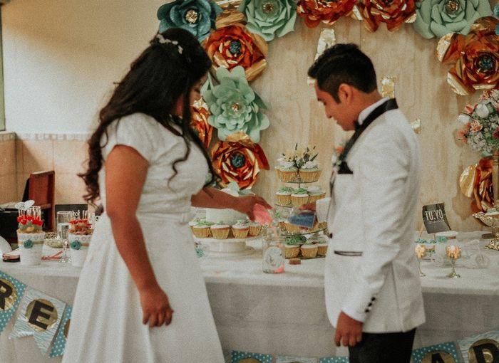 matrimonio civil - Recepción 1