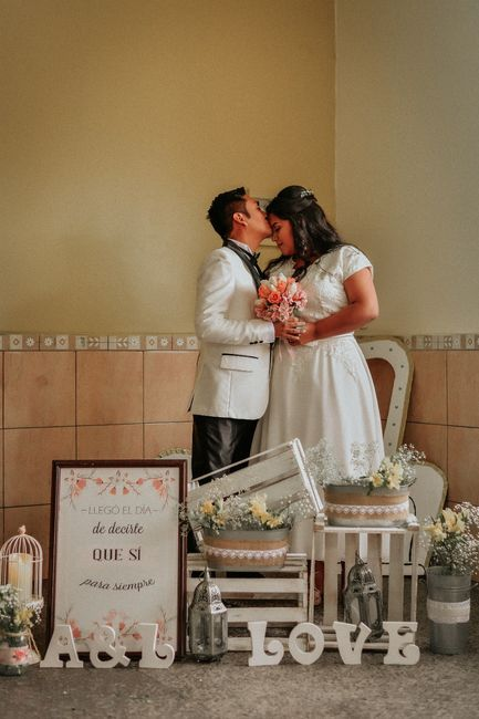 matrimonio civil - Recepción 4