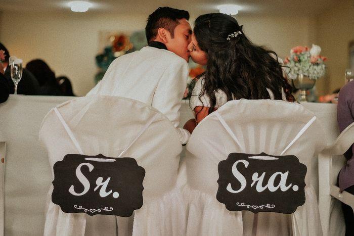 matrimonio civil - Recepción 7