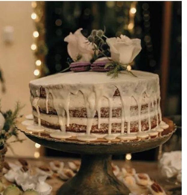 Tortas para boda 1