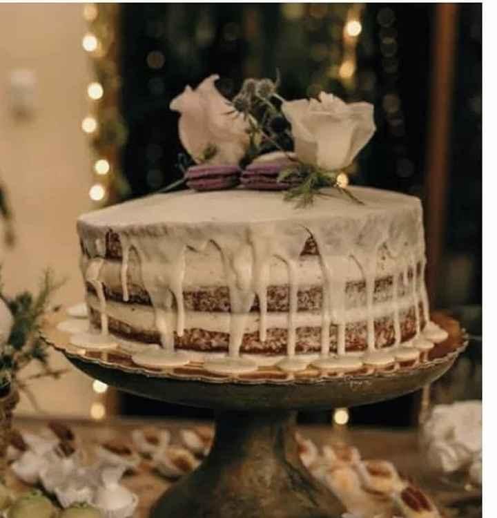 Tortas para boda - 1
