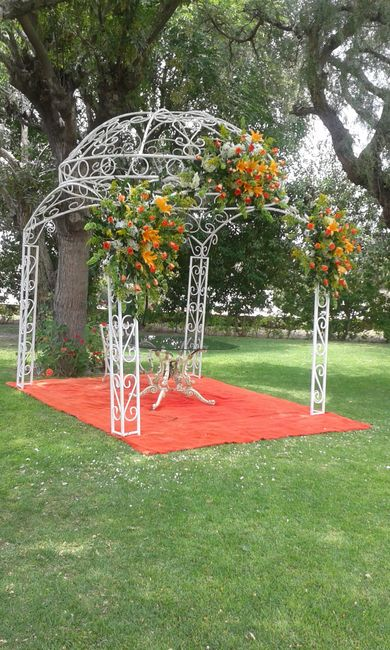 ¿Dónde va a ser su fiesta de matrimonio? - 3