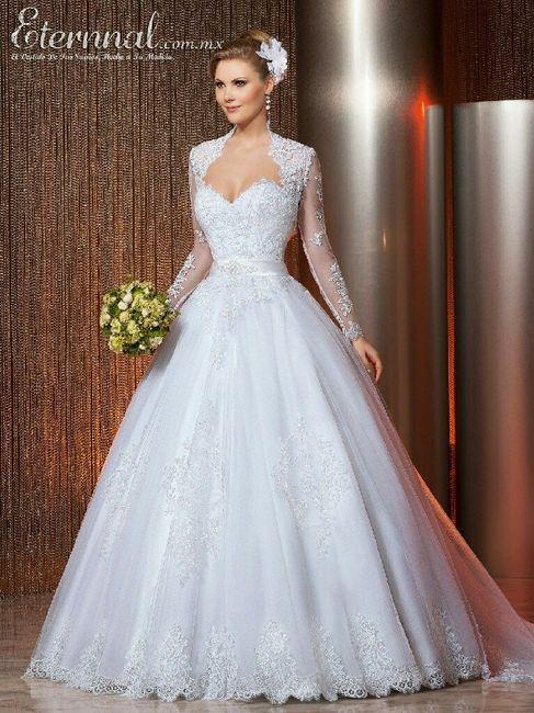 vestido corte princesa
