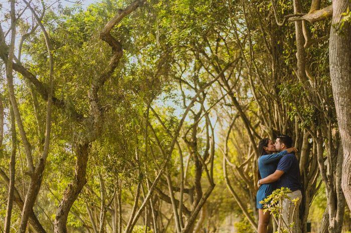 Parque Loma Amarilla para tu sesión preboda 6
