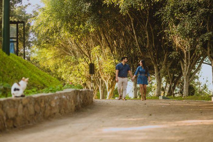 Parque Loma Amarilla para tu sesión preboda 5