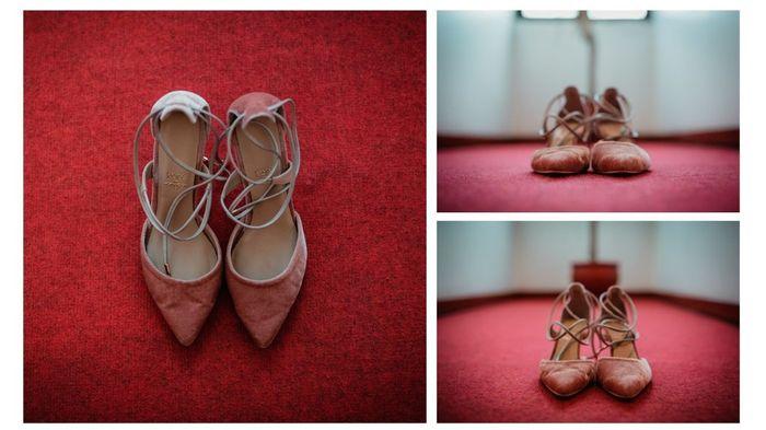 Zapatos de novía