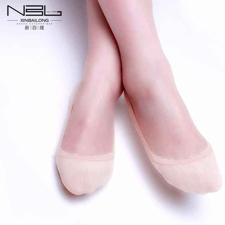 medias para zapatos de fiesta