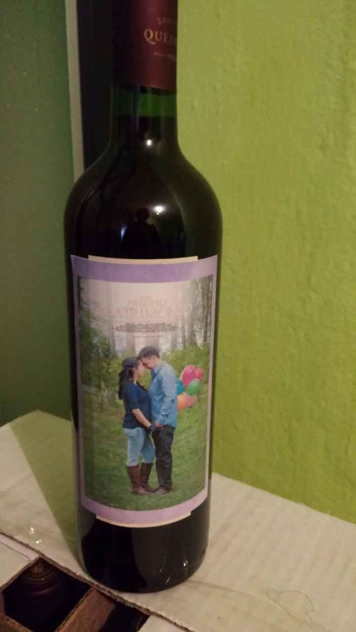Personalizando nuestros vinos
