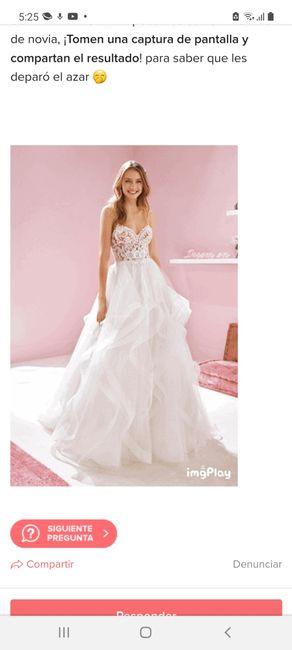 Descubre tu vestido 4