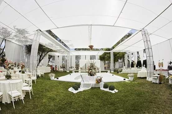 Ideas para decorar salon para boda  china peruana - 1