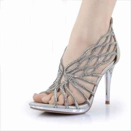 Zapatos abiertos o cerrados para la boda? - 1