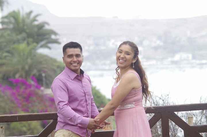 Mi Pre-boda - 1