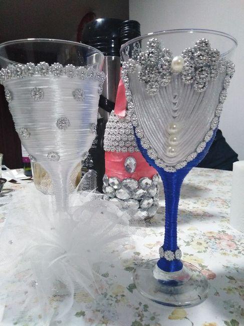 Copas de matrimonio. 1