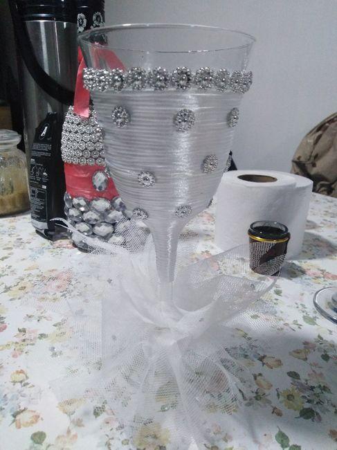 Copas de matrimonio. 2