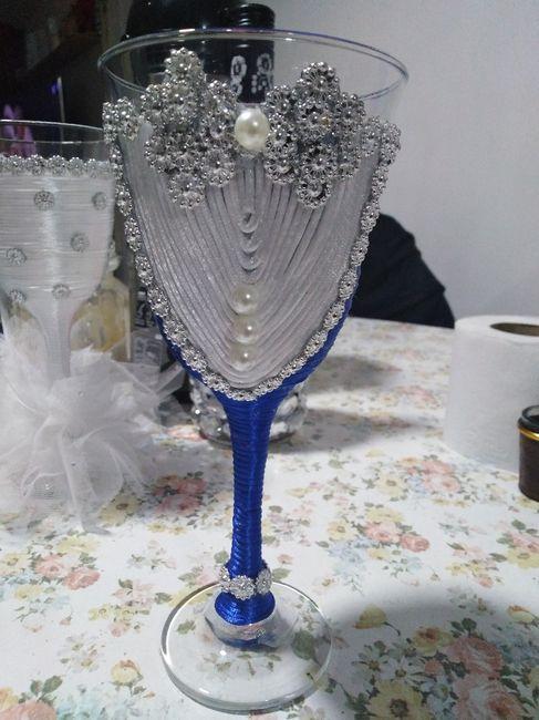 Copas de matrimonio. 3