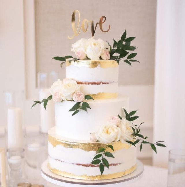 Torta de boda 2