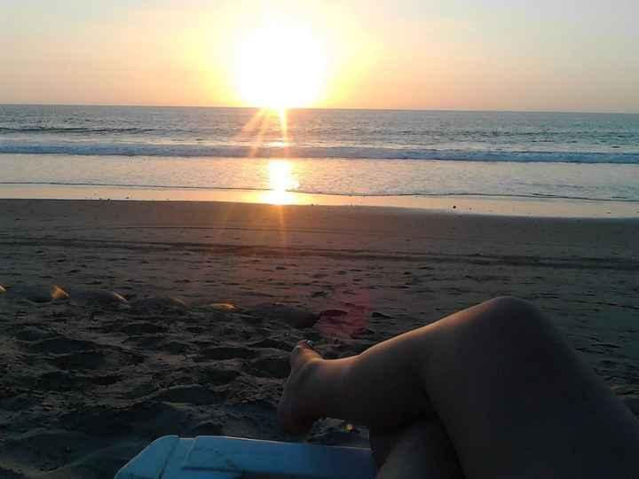 sol, playa y arena!