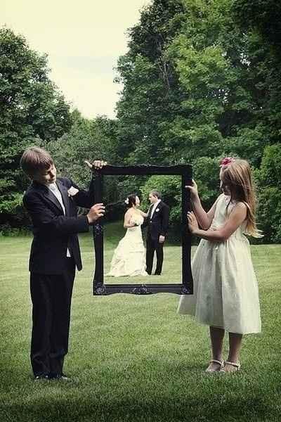 4. Otra idea de photobooth para un recuerdo especial
