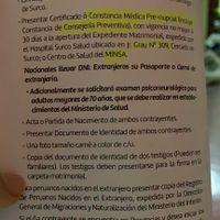 Requisitos Matrimonio Civil en Surco - 2