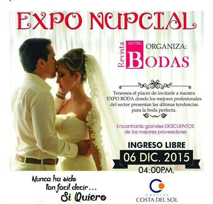 Expo nupcial en piura - 1