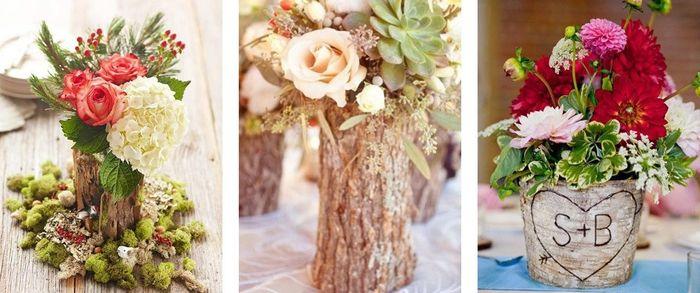 Recuerdos Para Matrimonio Rustico : Rustivintage boda centros de mesa s o